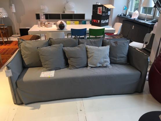 Ghost 12 Sofa von Gervasoni