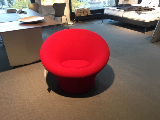Sessel Mushroom In Stoff Tonus Designermobel Nurnberg