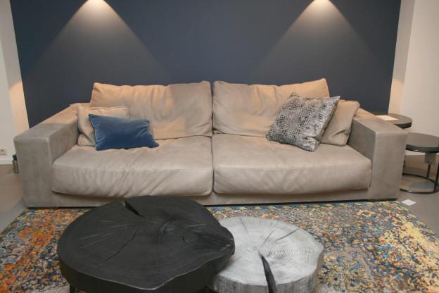 Sofa Budapest von Baxter
