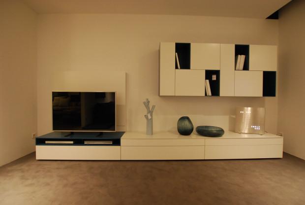 TV-Kombination Cube Change von Interlübke