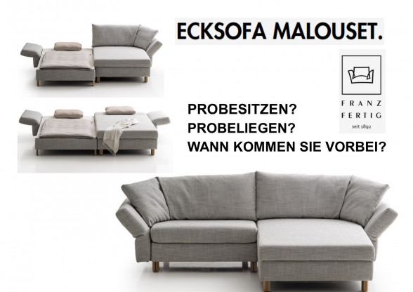 Ecksofa Malou Set