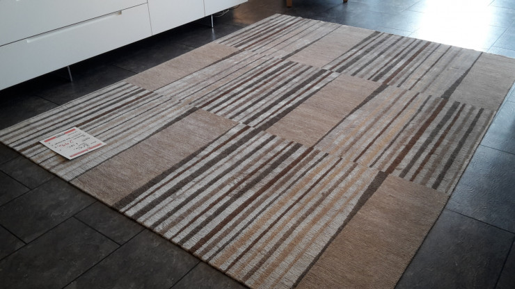 "Domaniecki Teppich ""BARI"" Naturitas Fine 100"