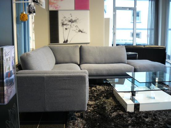 Eck-Sofa mit Recamiere Belice von Leolux