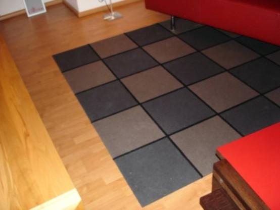 LANA F+ Teppich von Jab