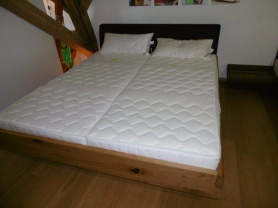 TEAM 7 Schlafsystem Aos mit Husse in Wolle