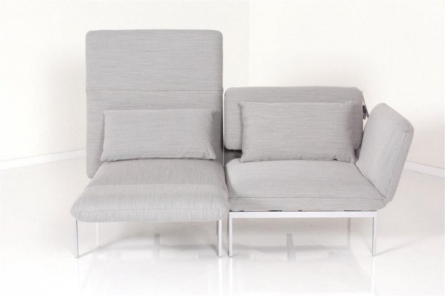 Sofa RoRo medium – Brühl & Sippold