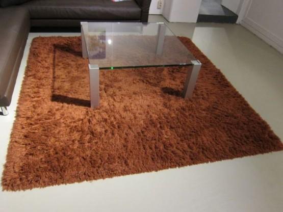 Teppich Sauvage 60 rot von Carpet Sign