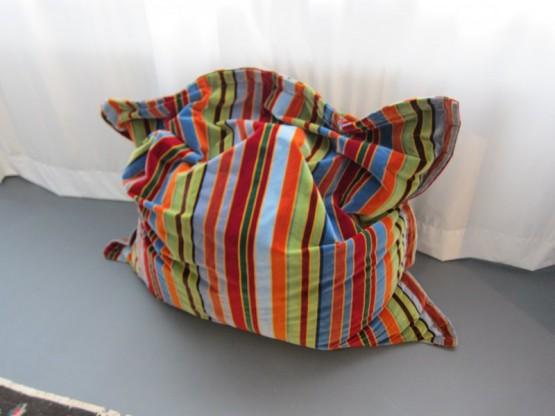 Sitzsack Lazy Stripe, von Bic