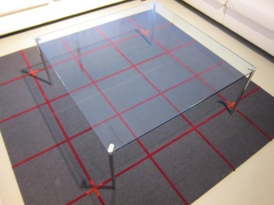 Couchtisch K351 Glas Von Ronald Schmitt Designermöbel Sindelfingen