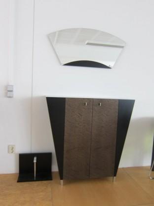 Foyer Garderobe, Kommode, Spiegel, Hutablage von Schönbuch