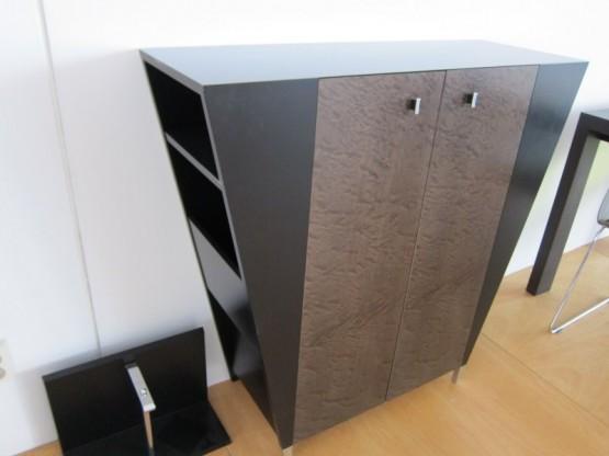 Foyer garderobe kommode spiegel hutablage von sch nbuch for Garderobe kommode