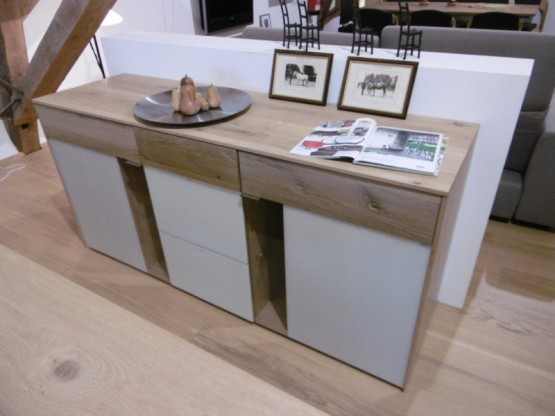 Voglauer Sideboard Solid in Wildeiche