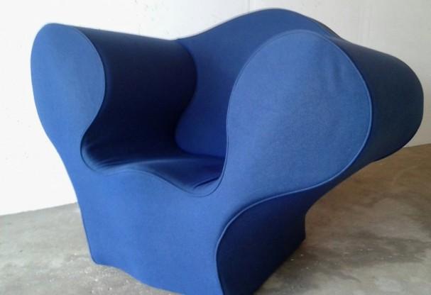 "Moroso Sessel ""Soft Big Easy"", Design Ron Arad"