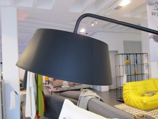 Stehleuchte bul schwarz von ligne roset designermöbel sindelfingen