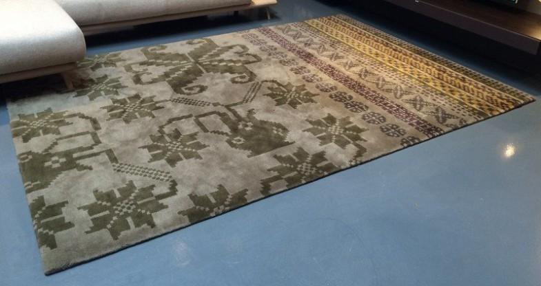 Teppich Folk von Nanimarquina