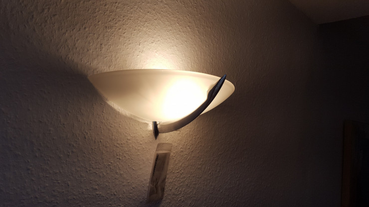 Wandlampe ZOIDE