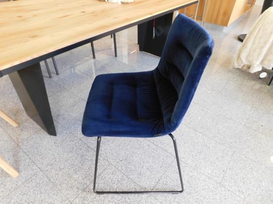 Stuhl blau for Tische designermobel