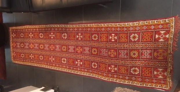 Teppich aus Marokko