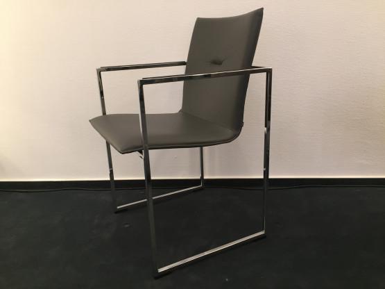 Armlehnstuhl Frame von Arco Leder