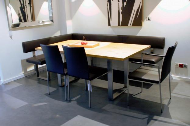 Tischgruppe Essbereich