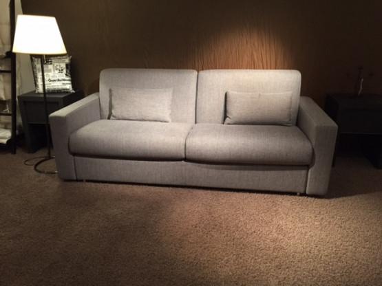 Sofa fester Sitz hohe Sitzhöhe
