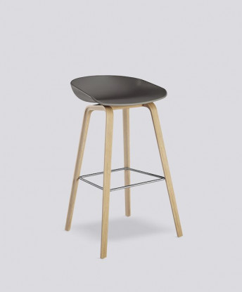 "Barhocker ""About A Stool AAS32 low"" von HAY"