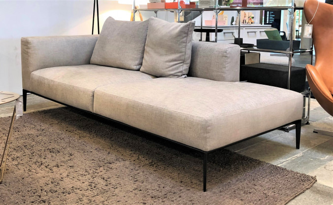 Walter Knoll JAAN LIVING Sofa - Recamiere