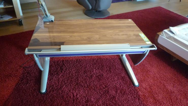 Moll Schreibtisch Runner Comfort Nussbaum Designermöbel Hohentengen