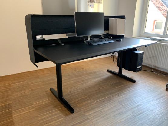 Tyde Steh- Sitz- Schreibtisch