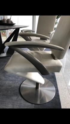 Esszimmerstühle designermöbel  Esszimmerstühle Weiss Musterring | Designermöbel Isernhagen