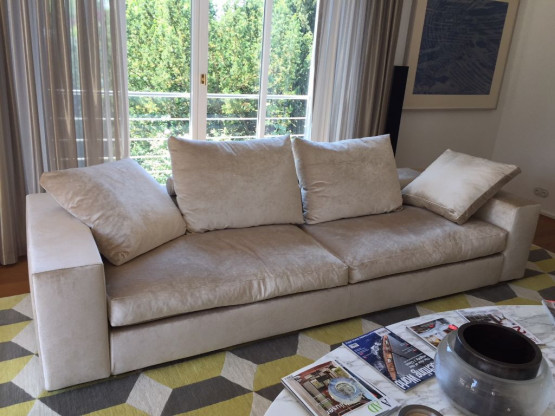 3-er Sofa Flexform Groundpiece