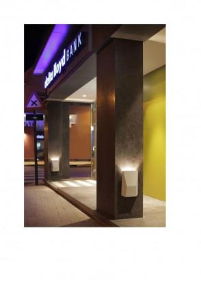 A(r)mor Wand-/Bodenleuchte Aussen von Moular Lighting