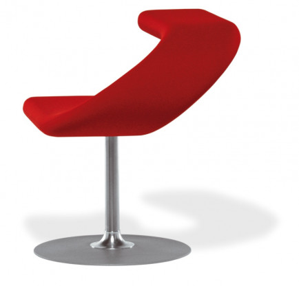 innovation c - sessel - rot - design fredrick mattson