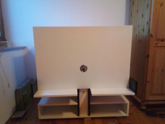 Neuwertiges Designer Einzelstuck Tv Mobel Fernseher Schrank