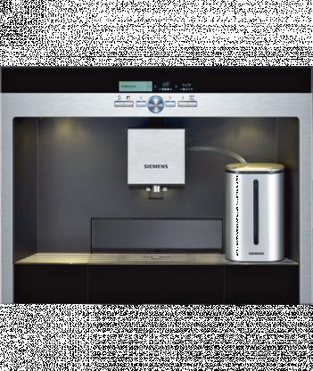 Siemens Einbau-Kaffeevollautomat für Hochschrankei...