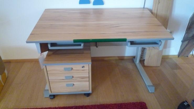Moll Schreibtisch Starter Kernbuche Inkl Starter Box