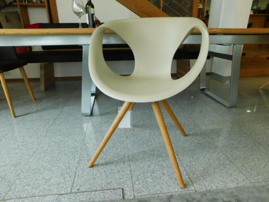 Tonon, Stuhl, Modell 907 Up Chair in X09 sandfarbig