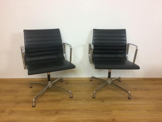 Vitra EA 108 Alu Chair