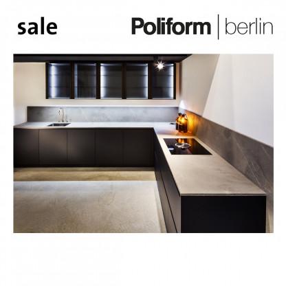 Poliform Küche ALEA - Ausstellungsstück
