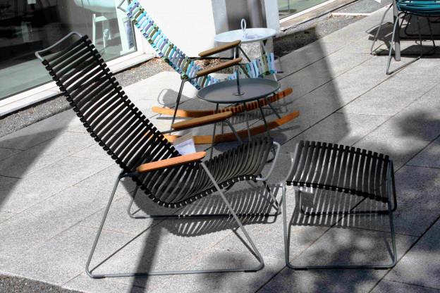 Loungechair CLICK von Houe