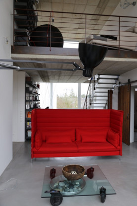 SOFA- Alcove-Lounge Highback