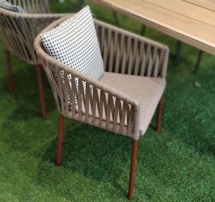 2 Gartenstühle Bitta von Kettal
