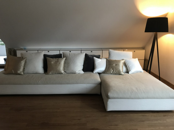 MEGA-Deal: Designer-Sofa 4000€ + 220 € extra reduziert | NP: 9.520€