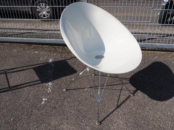 KARTELL Stuhl Ero/S weiß - Einzelstück