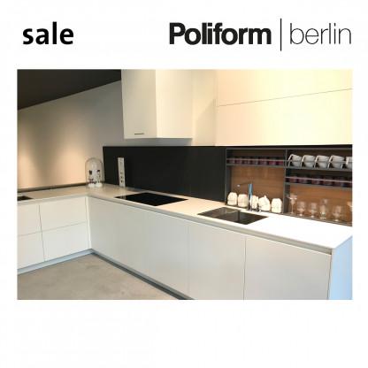 Poliform Küche TWELVE - Ausstellungsstück
