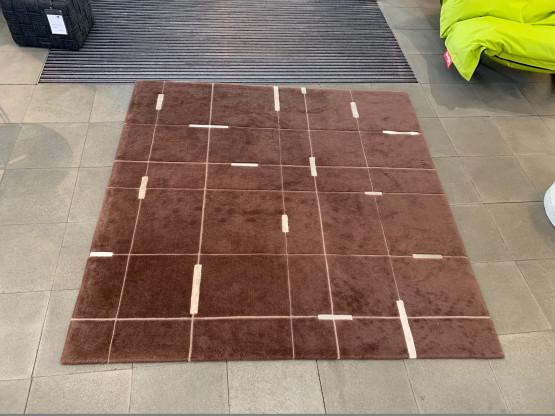 Teppich JAB Anstoetz 200 x 200 cm