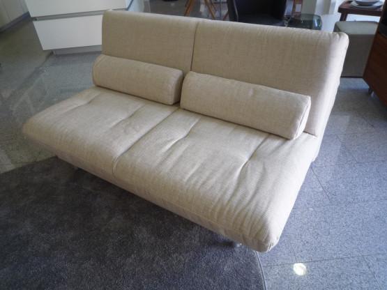 Brühl Bettsofa Quint, Möbelstoff fest verpolstert