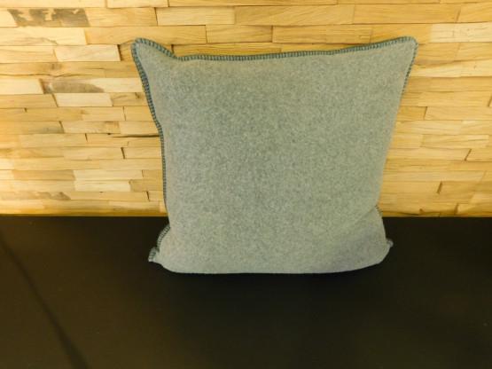Proflax Kissen SECRET 8064-838 grey, 50 x 50 cm, inkl. Füllung