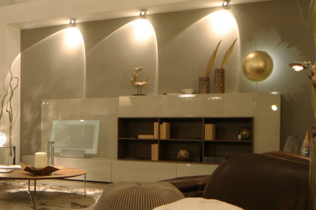 Wohnwand t030 Hifi-Möbel - LEMA