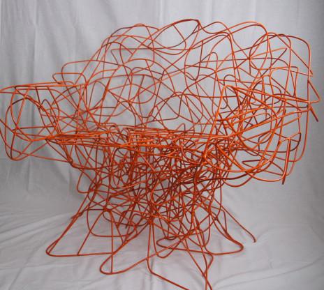 """Edra Sessel """"Corallo"""", Design Fernando und Humberto Campana"""